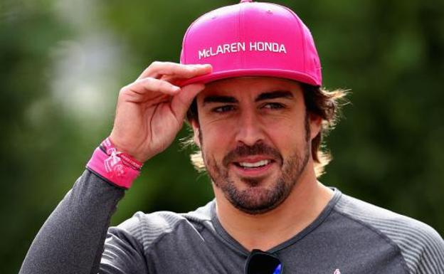 Fernando Alonso. /Clive Rose (Afp)