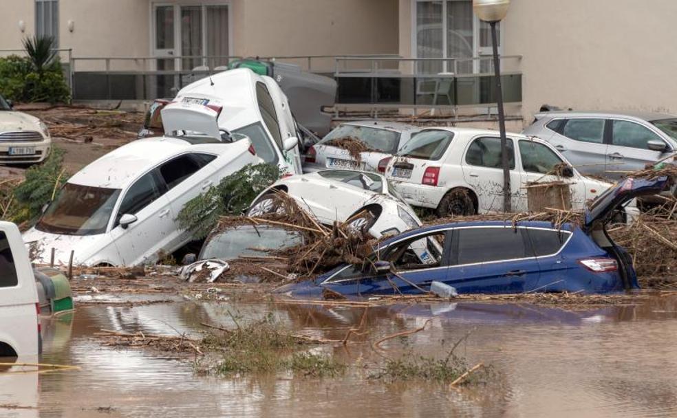 Desborde de río deja 8 muertos y 9 desaparecidos — España