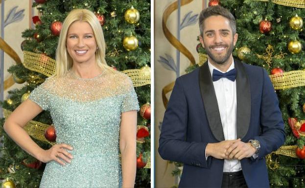 Roberto Leal acompañará a Anne Igartiburu en las campanadas en TVE