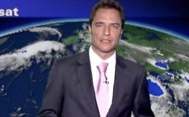Muere Carlos Cabrera, rostro conocido del tiempo en Mediaset