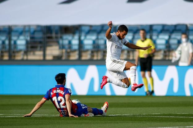 Luces y sombras del regreso del Real Madrid | Deportes