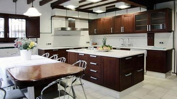 Tendencias para dise ar tu cocina en 2016 la rioja Disenos de cocina comedor pequeno