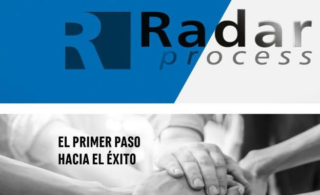 Captura de la web de Radar Process /L.R.