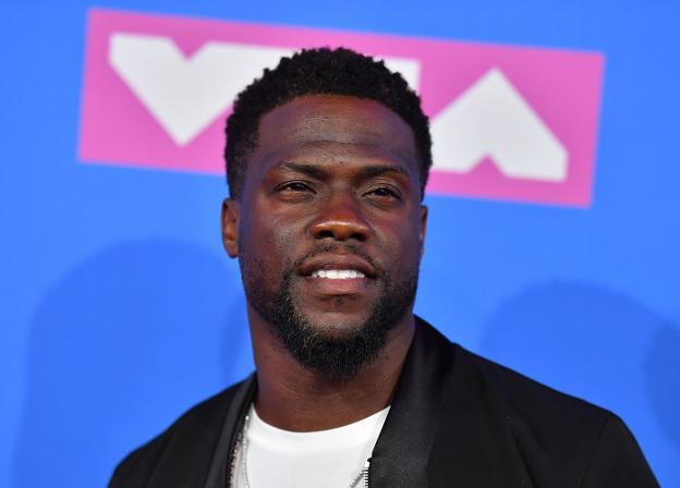 El actor Kevin Hart. :: afp/