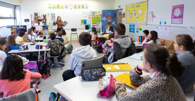 El bilingüismo divide a la comunidad educativa riojana | La ...