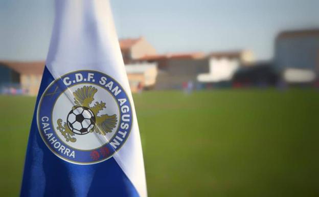 Timo en nombre de un club deportivo de Calahorra - La Rioja
