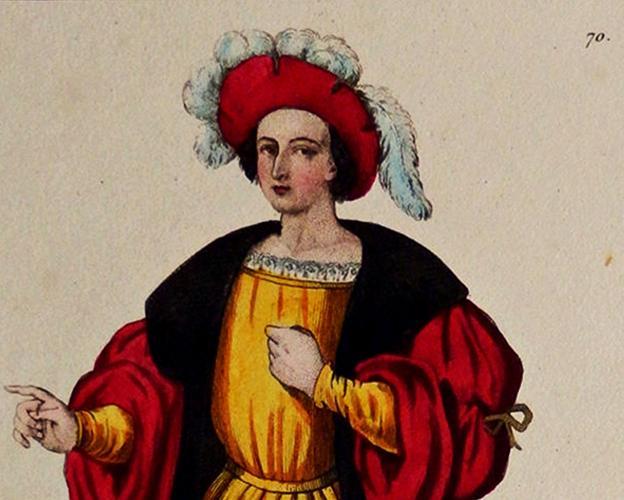 Andre de Foix, más conocido como Asparrot