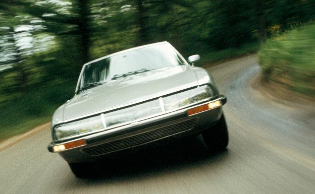 Citroën SM, cincuenta años de una diva de leyenda