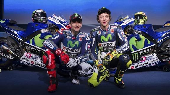 Lorenzo y Rossi (d). /
